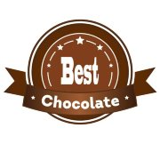 Наклейка Best Chocolate 891219